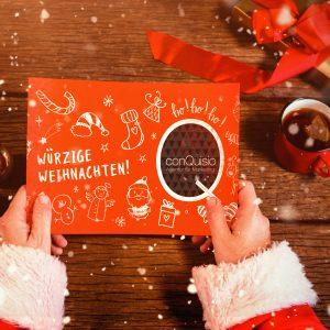 conQuisio Referenz Weihnachten